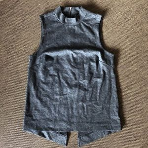 Bannana republic sleeveless top